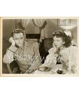 Ida LUPINO William PRINCE Pillow to POST Vintag... - $19.99