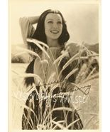 Loretta YOUNG The SQUALL perhaps ORG Fan PHOTO ... - $14.99