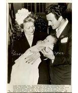 Constance BENNETT Gilbert ROLAND Baby ORG Press... - $9.99