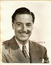 Edward ASHLEY DW MGM Publicity Promo ORG PHOTO ... - $19.99