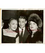 Estelle TAYLOR Ted NORTH Nat DALLINGER PHOTO H470 - $19.99