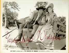 Cary GRANT Martha SCOTT 3 ORG Movie Stills PHOT... - $14.99