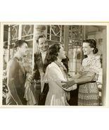 Bare RON REAGAN Viveca LINDFORS Vintage MOVIE P... - $14.99