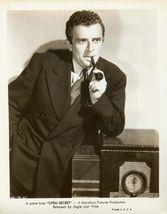 C421 George Tyne OPEN SECRET Org MOVIE Promo Photo - $14.99
