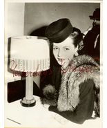 Margaret FIELD Fur ORG HOLLYWOOD Candid PHOTO H827 - $14.99