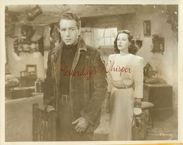 Hedy LAMARR Paul HENREID Conspirators ORG PHOTO... - $9.99