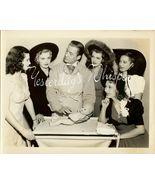 Hal ROACH John HUBBARD Bevy BEAUTIES ORG SCHAFE... - $19.99