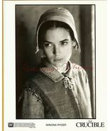 Winona RYDER The CRUCIBLE Beautiful ORG PHOTO G364 - $9.99