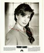 Anne ARCHER Patriot GAMES ORG Publicity PHOTO i506 - $9.99
