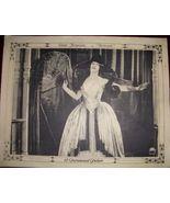DECO Era DAME Elsie FERGUSON Outcast ORG Lobby ... - $19.99