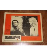 Yvette MIMIEUX Max von SYDOW The REWARD 8 LC's F74 - $19.99