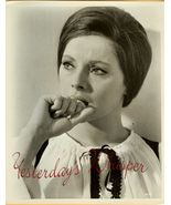 FRIGHTENED Virna LISI Closeup ORG Publicity PHO... - $9.99