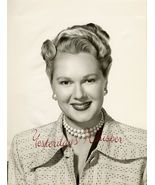 Adele JERGENS Ford TELEVISION Theatre ORG PHOTO... - $14.99