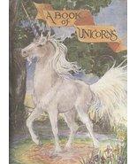 A Book of Unicorns, a Star & Elephant Book Polt... - $15.00