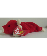 Ty Beanie Babies NWT Snort the Red Bull Retired - $6.00
