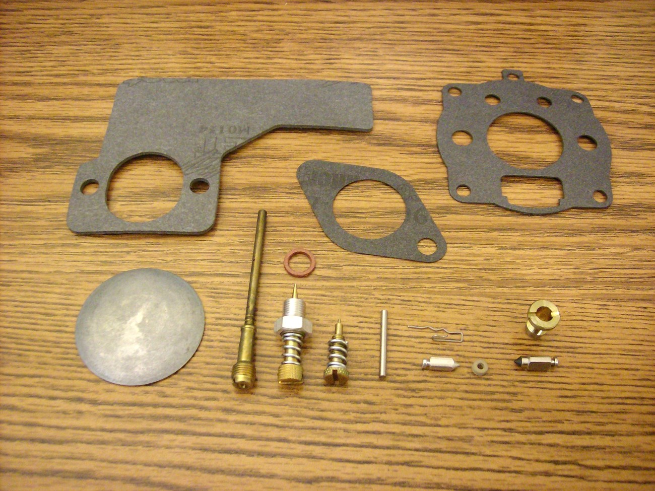 Tractor Carburetor Rebuilding : Snapper lawn mower carb carburetor rebuild kit repair