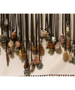 Gemstone Wire Wrapped  Handcrafted Adjustable B... - $6.99
