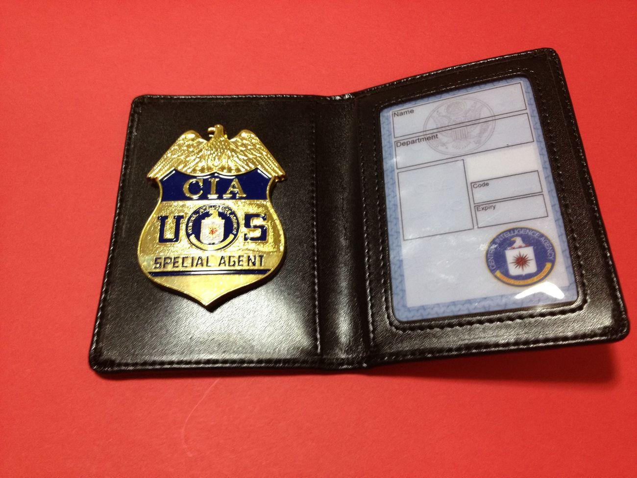 Cia Badge Quotes