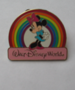 Walt Disney World Minnie Mouse Collector Pin 2002 - $5.99