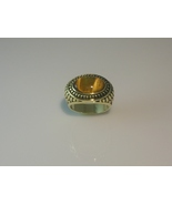 Tiger Eye Men's Ring Size 10  - $20.00