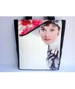 Audrey Hepburn Vintage Hat Large Tote Shoulder ... - $30.00