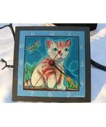 Cat Clock  - $9.99
