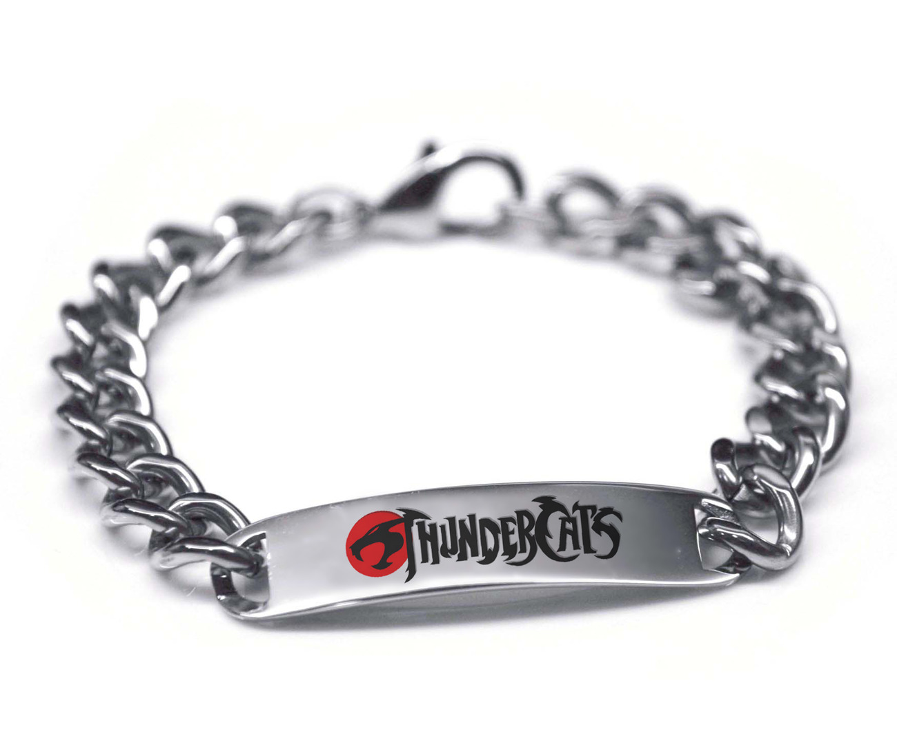 Thundercats Color Stainless Steel Bracelet