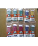 YLI Silk Ribbon 4mm 10  colors - $39.00