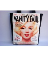 Marilyn Monroe Vanity Fair Magazine Large Tote ... - $30.00