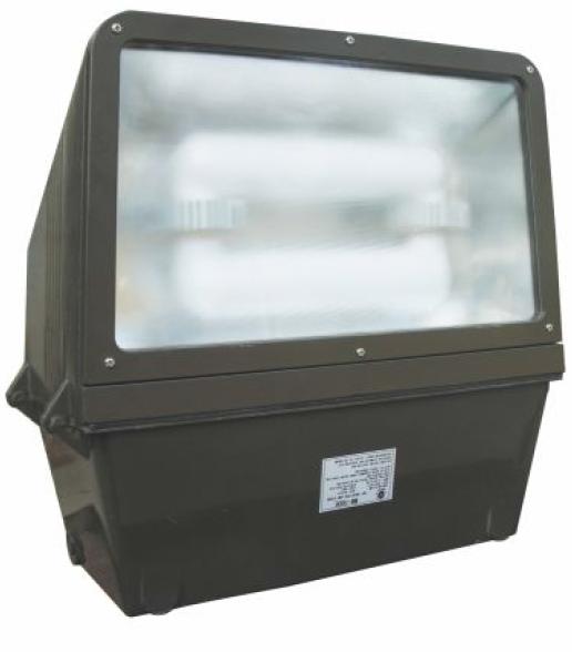 70 watt induction wall pack light fixture commercial. Black Bedroom Furniture Sets. Home Design Ideas