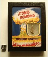Trinitite Display - Limited Edition Vintage Pop... - $39.00