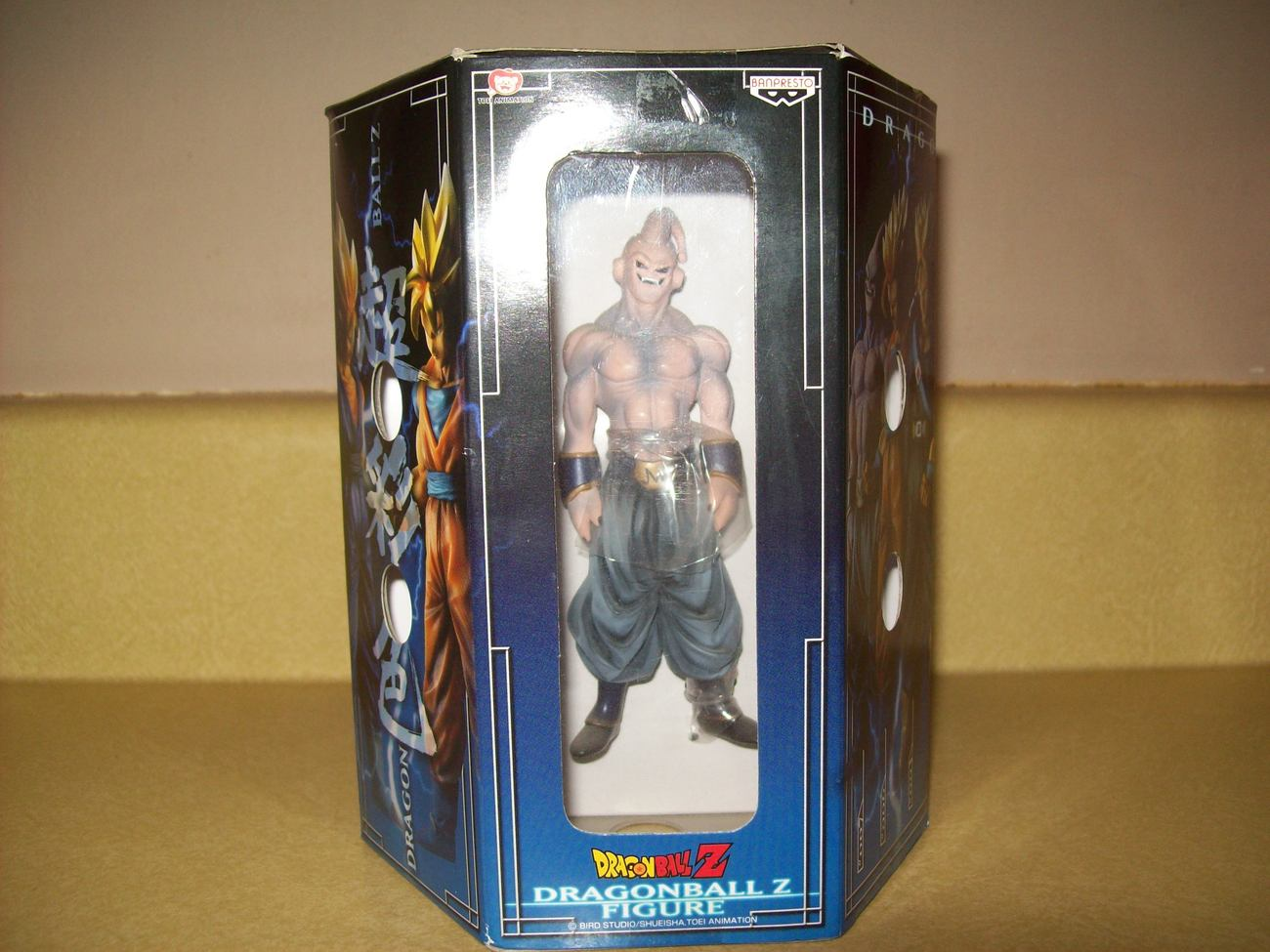 "buu majin kid dragonball z banpresto prize rare nib 5"" toy open to offers"