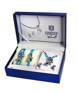 QBOS Havana Watch, Bracelet, Necklace, Earrings... - $19.99