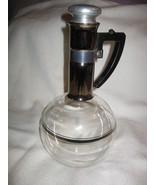 Mid-Century Modern Inland Glass Coffee Server 1... - $27.35