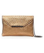 Brand New: Zara TRF Envelope Clutch with Mirror... - $45.00