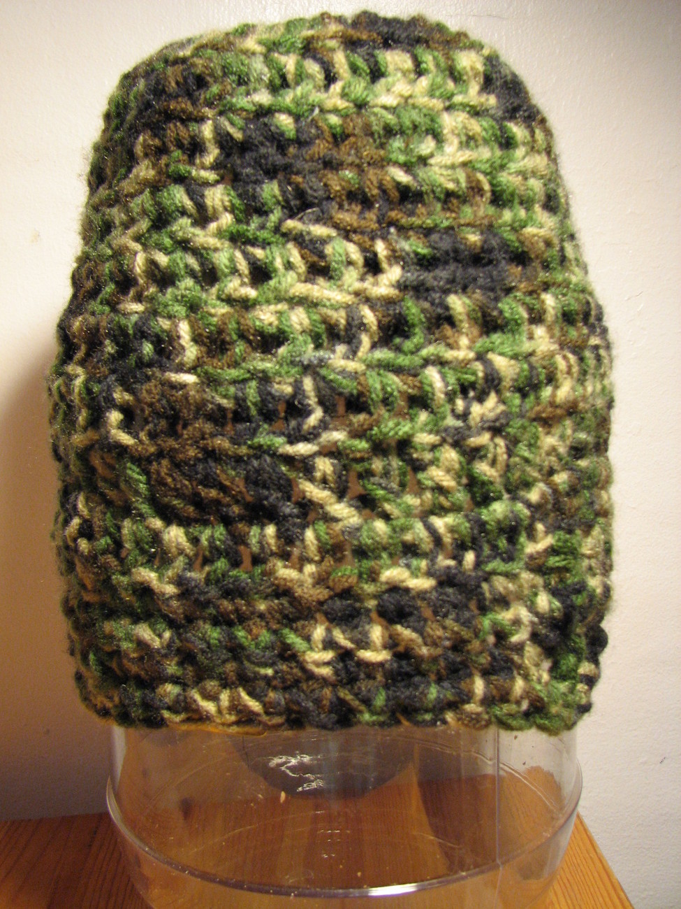 Crochet Ear Flap Hat - The Idea Room