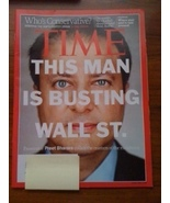 Time Magazine This Man Busting Wall St. Preet B... - $4.00
