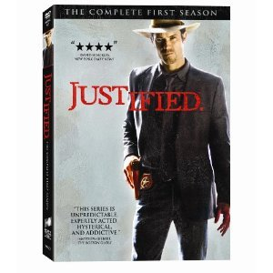 Justified: The Complete First Season (DVD, 2011, 3-Disc Set)