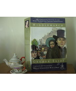 MIDDLEMARCH GEORGE ELIOT HC/DJ UNABRIDGED 1994 - $19.99