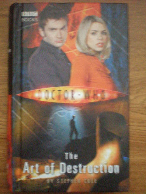 Dr. Who- The Art Of Destruction with Rose Tyler