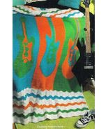 X301 Crochet PATTERN ONLY Rock & Roll Guitar Ri... - $7.45