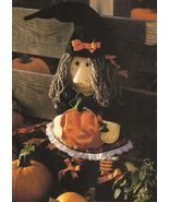 X303 Sewing PATTERN ONLY Best Witch Halloween S... - $7.45