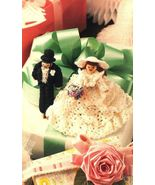 X541 Crochet PATTERN ONLY Bride & Groom Clothes... - $8.45
