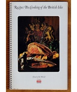 Foreign Cookbook Recipes British Isles Cooking ... - $8.99