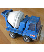 Buddy L Blue Metal Cement Mixer Truck 1960s or ... - $19.99