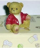 NIB CHERISHED TEDDIES RICKY MC BEAR 2000 MEMBEA... - $13.66