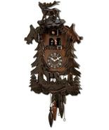 Kassel Cuckoo Clock with Precise Quartz Movement - $196.47