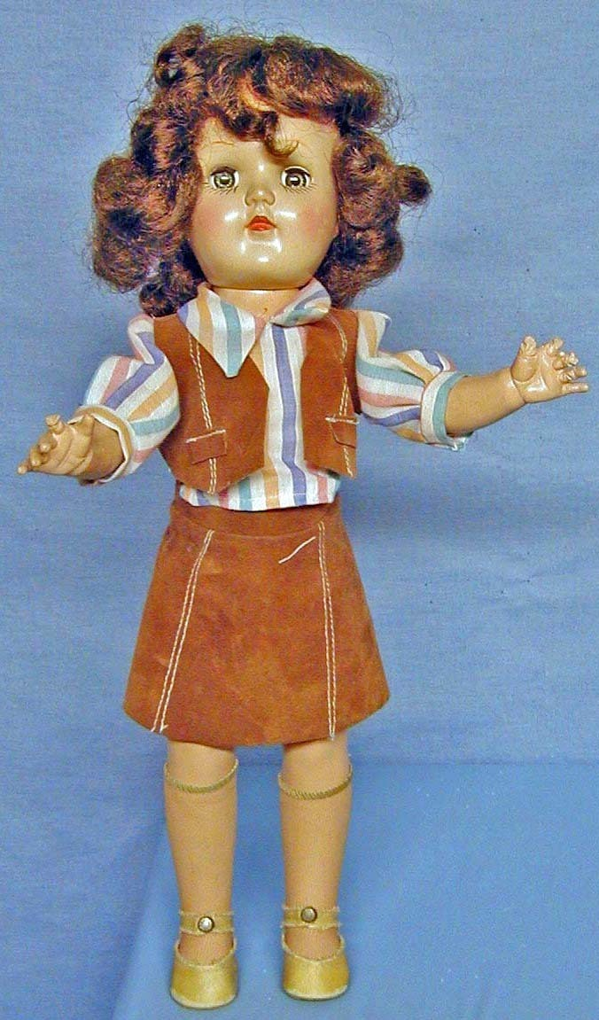 Toni Doll by Ideal (c.1950)