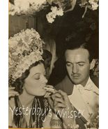1930s Gala Event Photo Smoking Myrna Loy David ... - $9.99