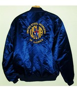 Men's 80s Vintage Steel Workers Union Jacket Sa... - $22.00